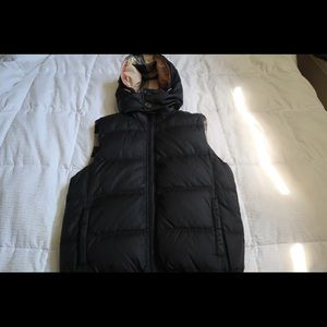 Burberry Men's Down Filled Puffer Vest